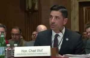 Sen. Kennedy blasts acting DHS chief on coronavirus preparedness [Video]