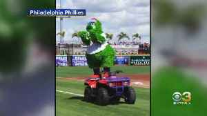 Creators Of Original Phillie Phanatic Slam Mascot's Redesign, Call It 'An Affront' To Phillies Fans [Video]