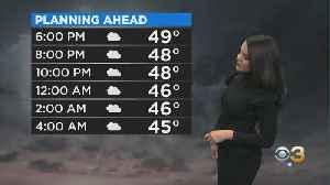 Philadelphia Weather Update: Foggy Night & Morning Commute [Video]