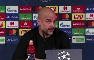News video: Zidane's record in Europe will not be repeated - Guardiola