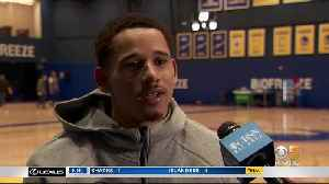 Toscano-Anderson Rare Bay Area Native to Play for Warriors [Video]