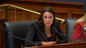 AOC Weighs In On Possibility Of Her Running For President [Video]