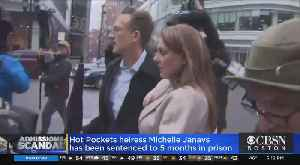 Hot Pockets Heir Gets 5 Months In Prison For College Scam [Video]