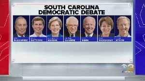 Bernie Sanders Expected To Have Target On Back During Democratic Debate [Video]
