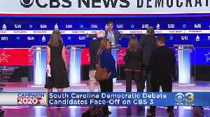 Democratic Candidates Debate Ahead Of South Carolina Primary [Video]