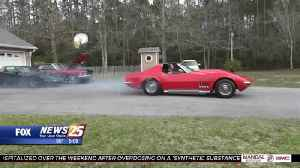 Corvette Club Mardi Gras [Video]