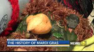 Mardi Gras Is More Than Just A Party [Video]