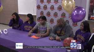 Northrop's Pettus signs with Eastern Arizona [Video]