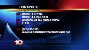 Lion King Jr. Terre Haute Children's Theater [Video]