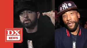 Lord Jamar Claims Victory Over Eminem In Hip Hop 'Guest' Debate [Video]