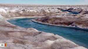Scientists Have Spotted Widespread Darkening Along Greenland Ice Sheet's Margins [Video]