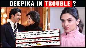 Deepika Padukone Gets TROLLED For 83 Movie FIRST LOOK Poster With Ranveer Singh   JNU [Video]