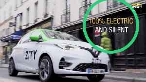 2020 Renault ZITY in Paris [Video]