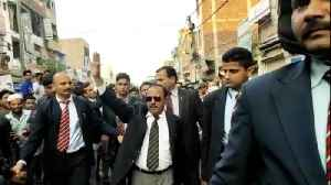 'Sankatmochan' NSA Doval pushes past security cordon, assures peace to people [Video]