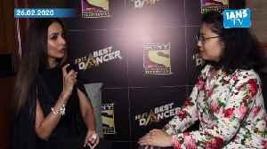 Malaika Arora on her new dance show, Arjun Kapoor and son Arhaan [Video]