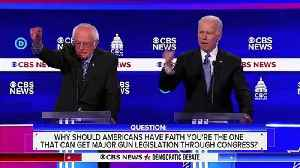 Trump Attacks Biden, Warren, Bloomberg After Democratic Debate [Video]
