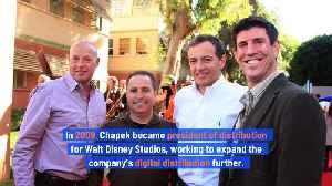 Everything to Know About Disney's New CEO, Bob Chapek [Video]