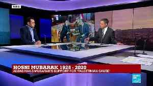 "Hosni Mubarak 1928 – 2020: ""His legacy is a brutal security and military state"" [Video]"