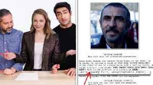 Kumail Nanjiani, Emily V. Gordon & Lee Eisenberg Break Down the 'Little America' Script [Video]