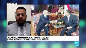 Mohammed Soliman on France 24: Mubarak had lost touch with the Egyptian people in 2011 [Video]