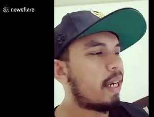 Phillipines rapper NAILS Godzilla challenge of keeping up his idol Eminem's fast flow [Video]