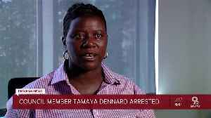 Tamaya Dennard arrested on federal charges, US Attorney confirms [Video]