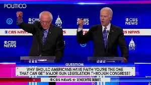Joe Biden claims 150 million Americans have died from gun violence [Video]