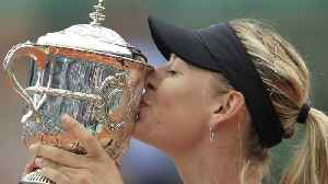 Maria Sharapova Announces Retirement From Tennis At 32 [Video]
