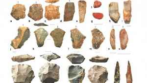 Stone Tools Indicate Early Humans Survived a Volcanic Super-Eruption [Video]