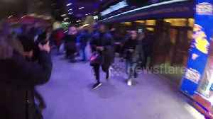 Star Wars star John Boyega and Little Mix singer Jade Thirlwall depart Prince of Egypt press night [Video]