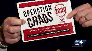 Conservative activists launch 'Operation Chaos 2020' to protest open primaries [Video]