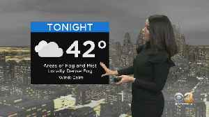 Philadelphia Weather: Foggy Night And Morning Commute [Video]