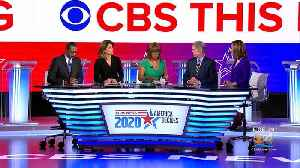 7 Democratic Presidential Hopefuls Taking Debate Stage In South Carolina [Video]