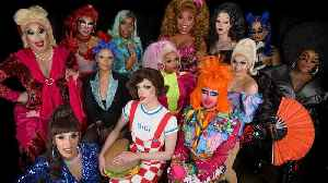 "The Season 12 Queens Of ""RuPaul's Drag Race"" Dish On The New Season Of The Hit VH1 Show [Video]"