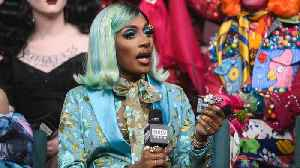 Jaida Essence Hall Praises The Well-Rounded Group Of 'RuPaul's Drag Race' Season 12 [Video]