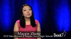 Dentsu's Maggie Zhang: 'Measurement Is Not Just the Output' [Video]