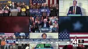 Kansas City to host Democratic presidential forum [Video]