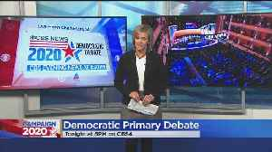Shaun Boyd Previews Tonight's Democratic Debate [Video]