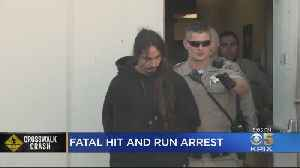 Suspect In Fatal Hit-And-Run Of Castro Valley 12-Year-Old Surrenders To CHP [Video]