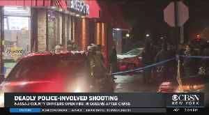 Police Shoot, Kill Suspect After Car Chase From Long Island Ends In Queens [Video]