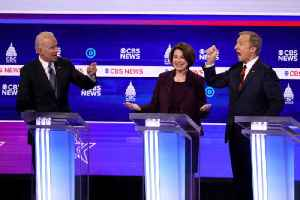 Top Moments From the Democratic Debate in South Carolina [Video]
