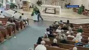 Attack Of Pompano Beach Church Deacon Caught On Cam [Video]