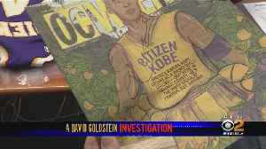 David Goldstein Investigates: Fake Kobe Bryant Signatures Flooding Memorabilia Market Since Lakers Star's Death [Video]