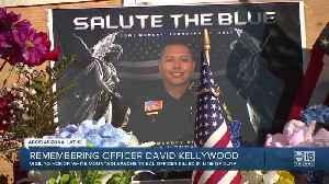 Remembering Officer David Kellywood [Video]