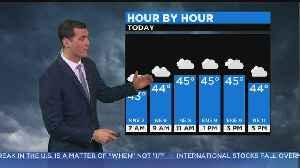 WBZ Morning Forecast For February 26 [Video]