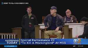 'To Kill A Mockingbird' Day In NYC [Video]