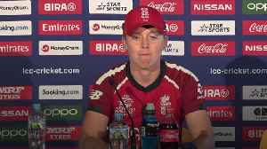 Knight hails match-winning partnership as England ease past Thailand [Video]