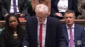 Jeremy Corbyn Accuses Boris Johnson Of Being A 'Part-Time PM' Following Flooding Absence [Video]