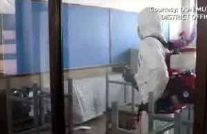 Authorities close, disinfect Bangkok school after student tests positive [Video]
