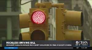 NYC Cracking Down On Reckless Drivers [Video]